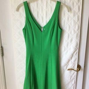 Amanda Uprichard Green Dress